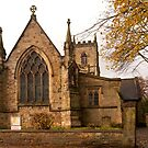 St Oswald's Church by Peter Reid