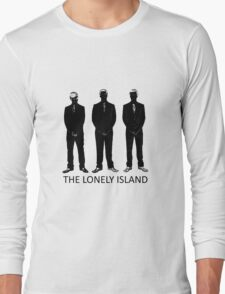 The Lonely Island Silhouette Long Sleeve T-Shirt