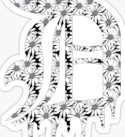 Daisy D Sticker