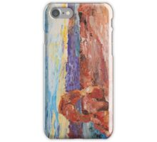 Delicate Sunset iPhone Case/Skin