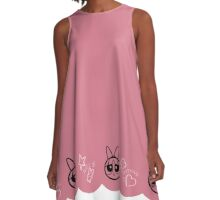 EVERYTHING NICE A-Line Dress