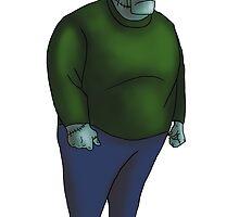 Frankenstein's Monster by Extreme-Fantasy
