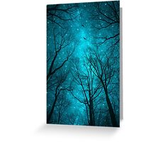 Stars Can't Shine Without Darkness Greeting Card