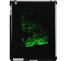 Green Smoke iPad Case/Skin