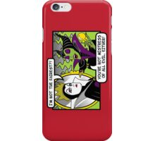 Not The Fairest iPhone Case/Skin