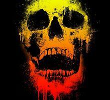 Urban Skull by Lou Patrick Mackay