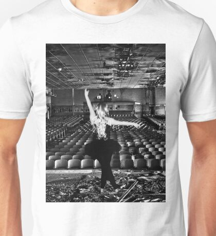 Dancing Amongst the Demolition Unisex T-Shirt
