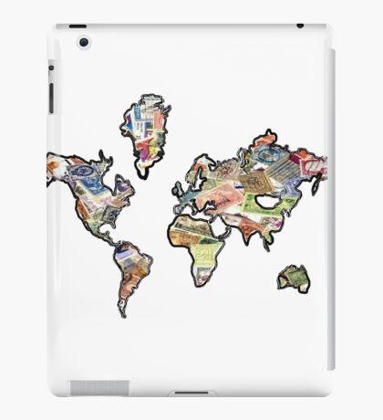 Stamp world iPad Case/Skin