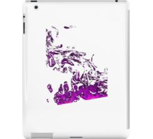 Purple Smoke iPad Case/Skin