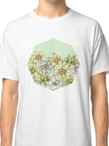 Field of Daffodils Classic T-Shirt