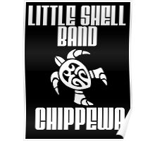 Little Shell Band of Chippewa Indians Poster