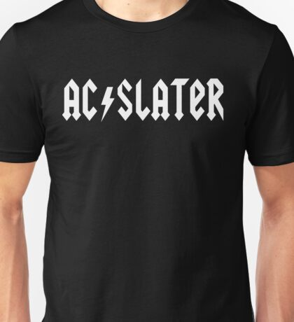 AC Slater - Saved By The Bell Unisex T-Shirt
