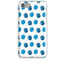 Dreidels - Hanukkah iPhone Case/Skin