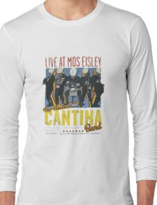 Star Wars - Cantina Band On Tour Long Sleeve T-Shirt