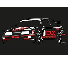 Ford Sierra RS500 Cosworth Touring Car Photographic Print