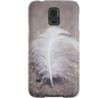 Like a Feather on the Wind Samsung Galaxy Case/Skin