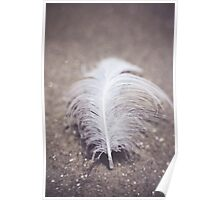 Like a Feather on the Wind Poster