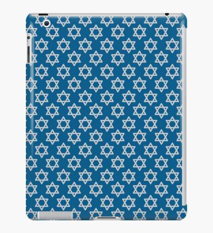 Star of David Jewish Star  iPad Case/Skin
