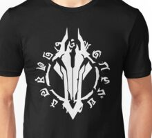 Darksiders Rune White Unisex T-Shirt