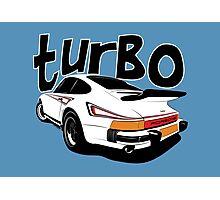 Porsche 911 Turbo Photographic Print