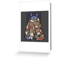 TotoWho Greeting Card