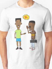 the handshake Unisex T-Shirt