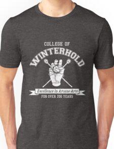 College of Winterhold - Jersey Style Unisex T-Shirt