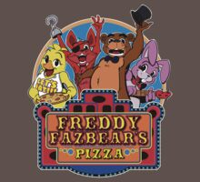 Fun times at Freddy's Baby Tee
