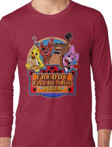Fun times at Freddy's Long Sleeve T-Shirt