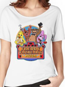 Fun times at Freddy's Women's Relaxed Fit T-Shirt