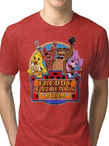 Fun times at Freddy's Tri-blend T-Shirt