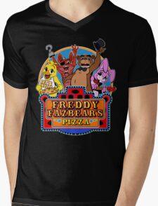 Fun times at Freddy's Mens V-Neck T-Shirt