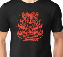 Fire Tikimon V2 Unisex T-Shirt