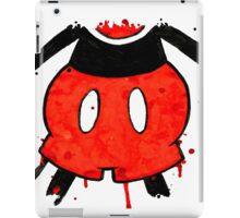Mickey Mess - Body iPad Case/Skin