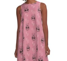 Everything Nice - pattern A-Line Dress