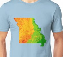 Physically Missouri Unisex T-Shirt
