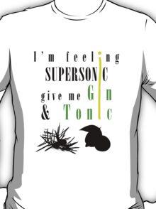 Supersonic - Gin & Tonic T-Shirt