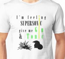 Supersonic - Gin & Tonic Unisex T-Shirt