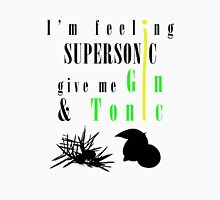 Supersonic - Gin & Tonic Unisex T-Shirt