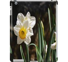 Daffodil or Narciso? iPad Case/Skin