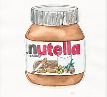 Nutella Time by Laura Potter-Dunn