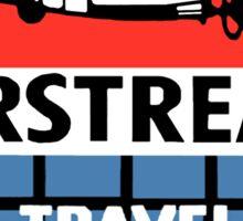 Airstream Travel Trailer Vintage Decal Sticker