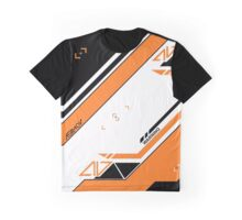 CS:GO Design: Asiimov Graphic T-Shirt