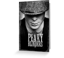 peaky blinders Greeting Card