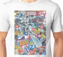 Vintage Comic Silver Surfer Unisex T-Shirt