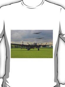 3 Lancasters - East Kirkby  T-Shirt