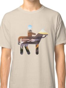 Horseriding Classic T-Shirt