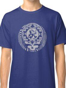 Grateful Dead -  Psychedelic Skull Felix  Classic T-Shirt