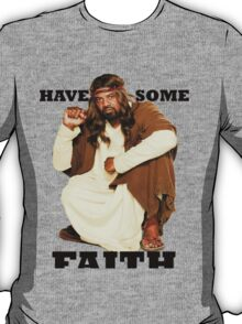BLACK JESUS T-Shirt