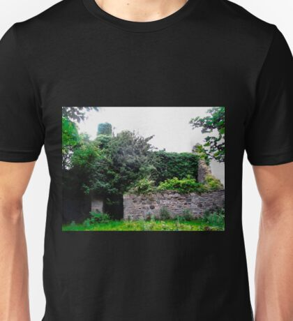 Derelict Cottage, Donegal, Republic of Ireland Unisex T-Shirt